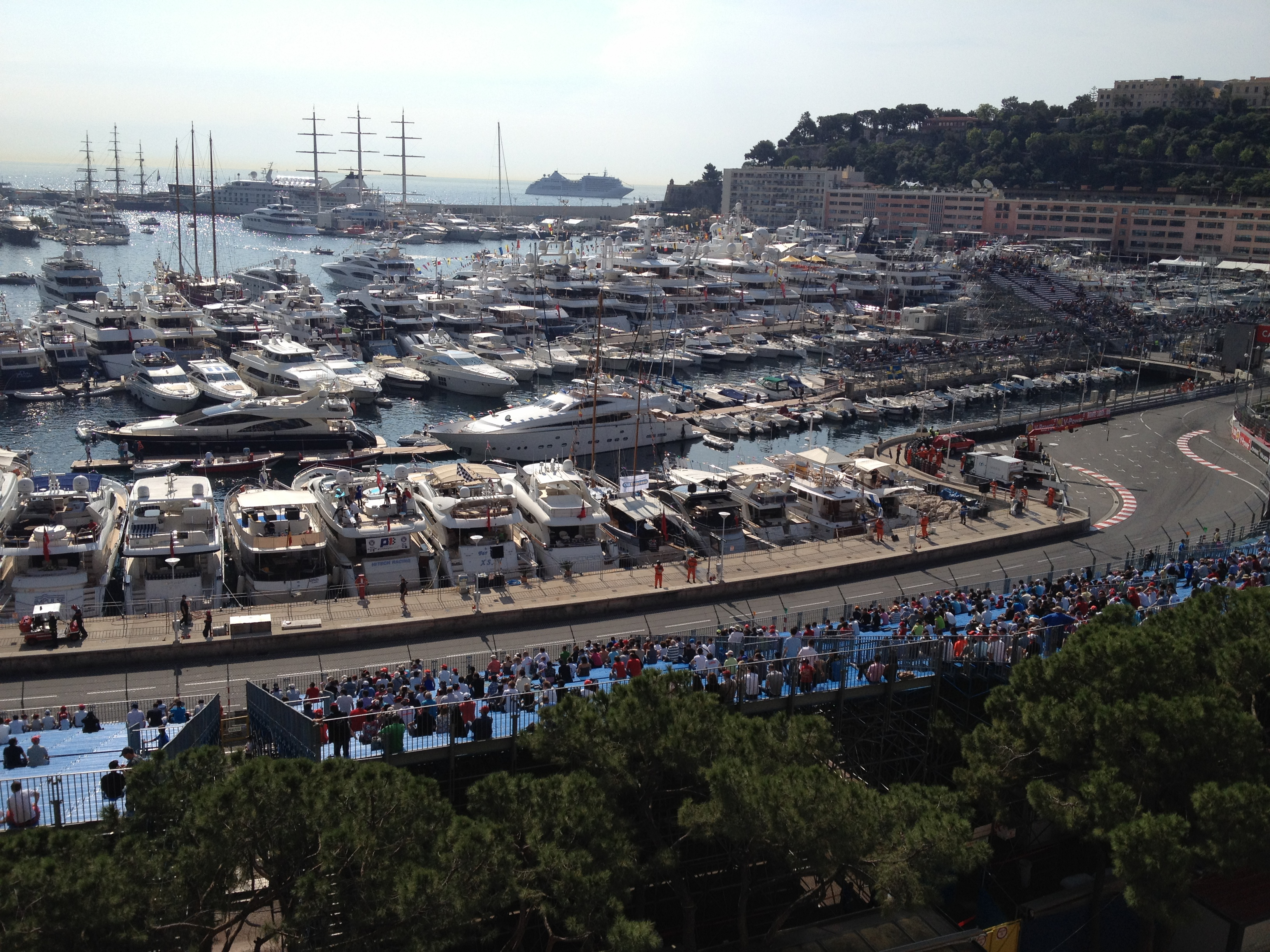 Corporate Monaco Grand Prix Package