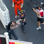 Champagne For Christian Horner