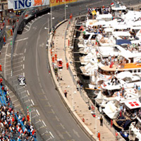 Monaco Grand Prix Yacht Package