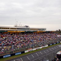 F1 Grandstand Tickets