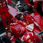 Ferrari Car (Close Up)