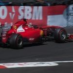 Ferrari On The Track