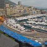 Monaco Balcony